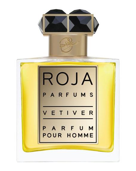 Roja Parfums Vetiver Parfum Pour Homme, 1.7 oz./ 50 mL