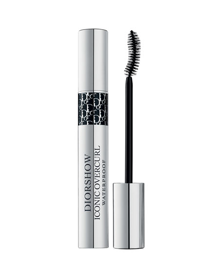 Image 1 of 3: Diorshow Iconic Overcurl Waterproof Spectacular Volume & Curl Professional Mascara