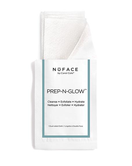 NuFace Prep-N-Glow Cloths