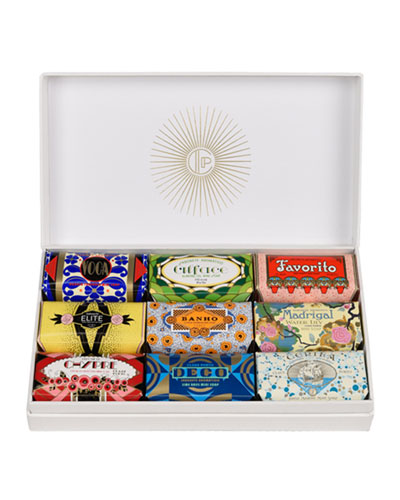 Deco Gift Box - Mini Soaps  9 x 50g