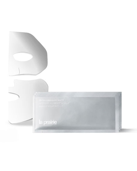 La Prairie Swiss Cellular White Intensive Illuminating Mask
