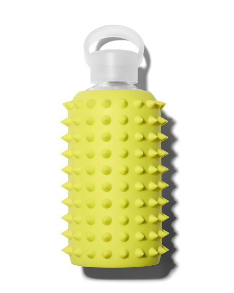 Bkr GLASS WATER BOTTLE, SPIKED GIGI, 500 ML