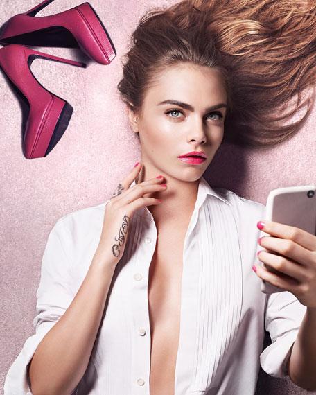 Yves Saint Laurent Beaute Rouge Volupte Shine Lipstick