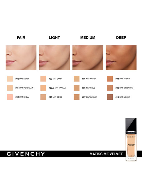 Matissime Velvet Foundation