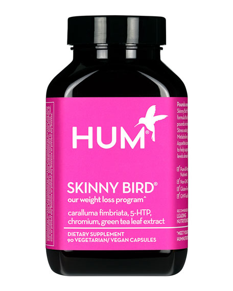 Image 1 of 6: Hum Nutrition Skinny Bird® Supplement