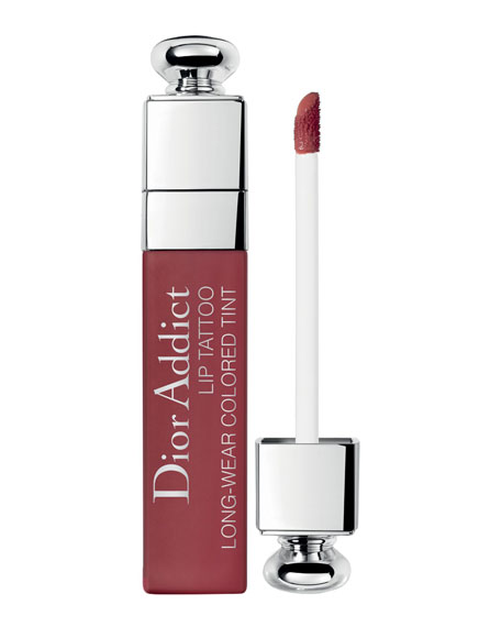 ADDICT LIP TATTOO LONG-WEARING COLOR TINT - NATURAL RED