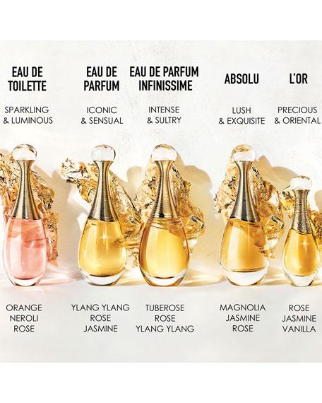 Dior J'adore Eau de Toilette, 1.7 oz.