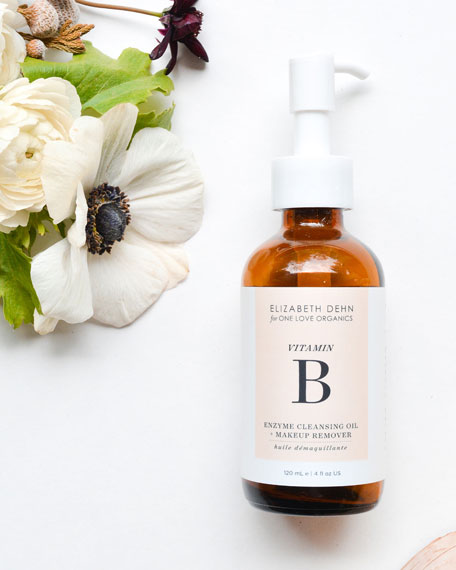 Vitamin B Enzyme Cleansing Oil, 4.0 oz./ 120 mL
