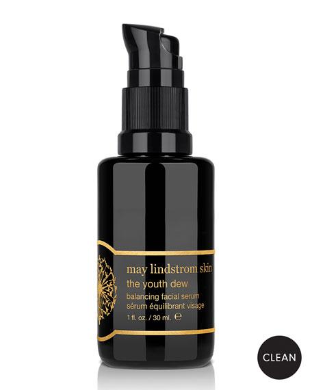 May Lindstrom Skin The Youth Dew Balancing Facial Serum, 1.0 oz./ 30 mL
