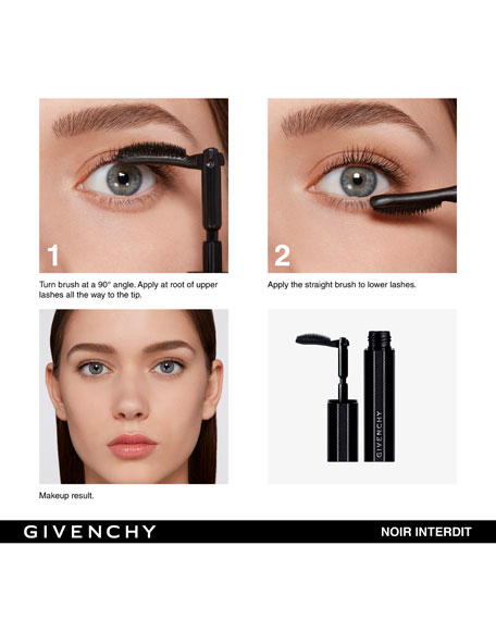 Noir Interdit Mascara