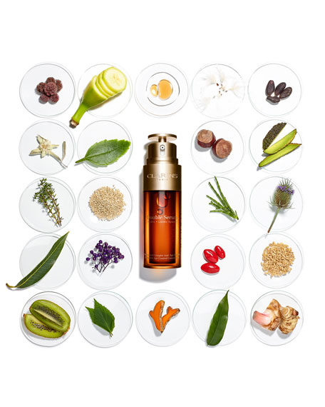 Image 4 of 5: Clarins 1 oz. Double Serum