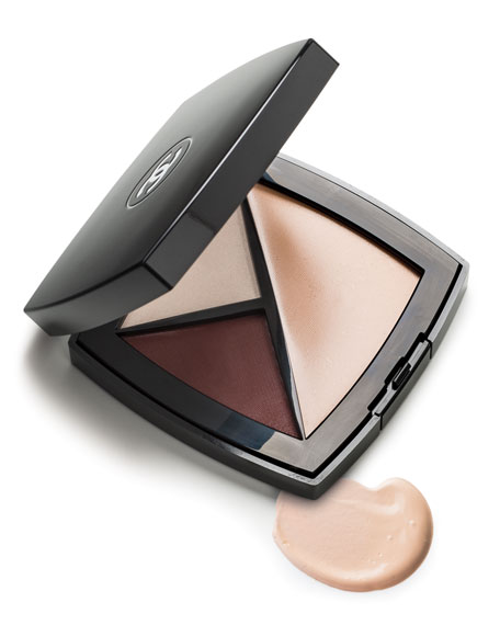 CHANEL <b>PALETTE ESSENTIELLE</b><br> CONCEAL &#150; HIGHLIGHT &#150; COLOR