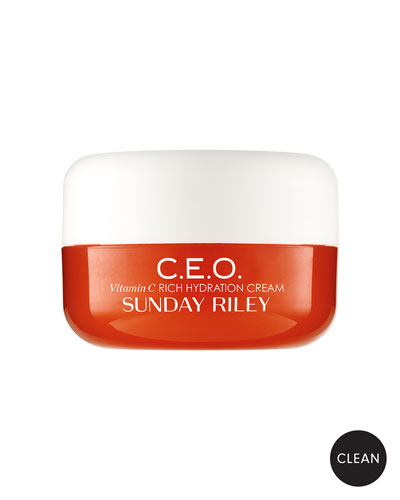 C.E.O. Vitamin C Rich Hydration Cream  0.5 oz./ 15 mL