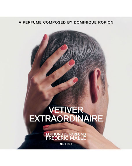Frederic Malle Vetiver Extraordinaire Perfume, 3.4 oz./ 100 mL