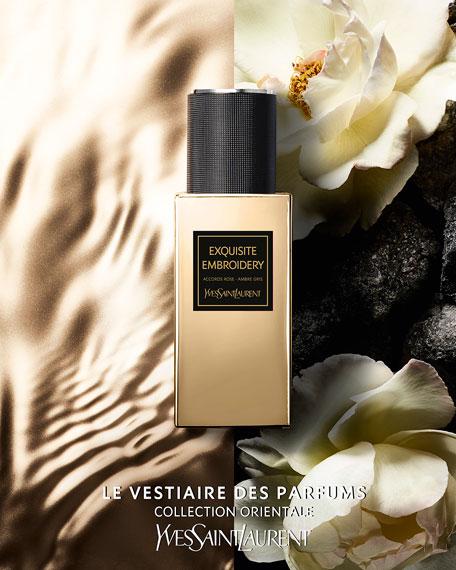 Exclusive LE VESTIAIRE DES PARFUMS Collection Orientale Exquisite Embroidery Eau de Parfum, 2.5 oz./ 75 mL