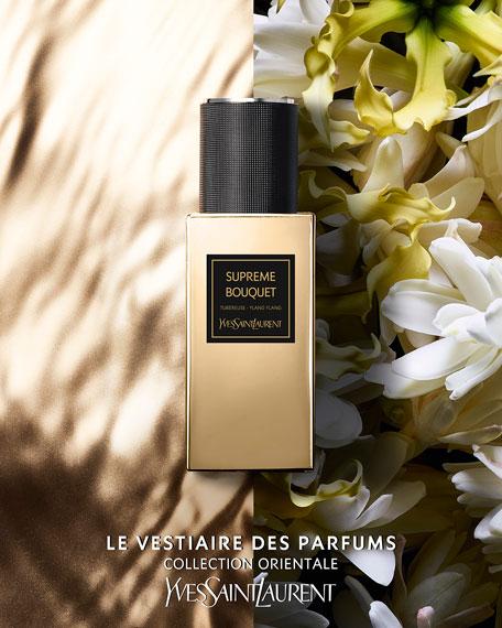 Yves Saint Laurent Beaute Exclusive LE VESTIAIRE DES PARFUMS Collection Orientale Supreme Bouquet Eau de Parfum, 2.5 oz./ 75 mL
