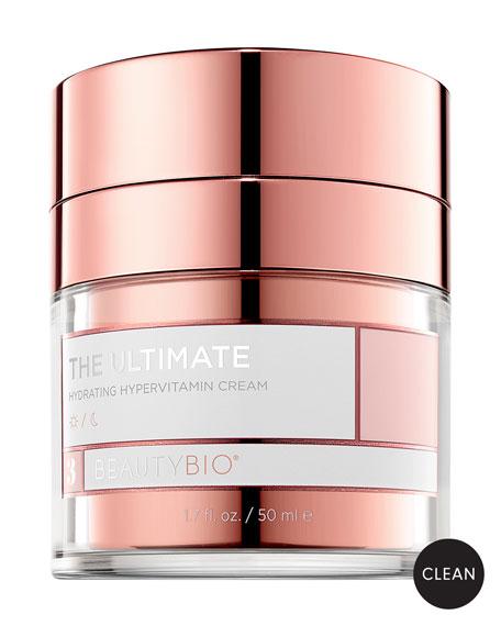 BeautyBio THE ULTIMATE Hydrating HyperVitamin Cream, 1.7 oz./ 50 mL