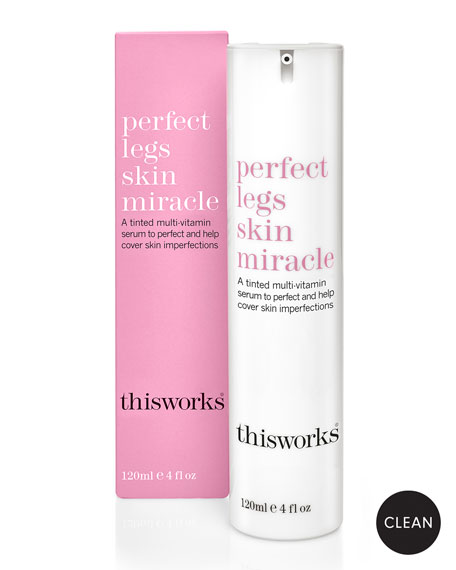 Image 2 of 2: This Works 4 oz. Perfect Legs Skin Miracle