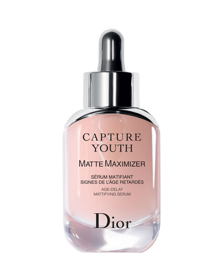 Dior Capture Youth Matte Maximizer Age-Delay Mattifying Serum,