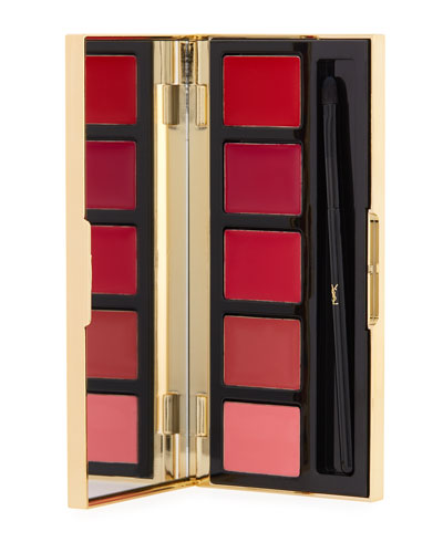 Limited Edition Pop Illusion Lip Palette Collector