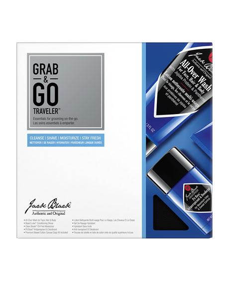 Jack Black Grab & Go Traveler Set ($63 Value)