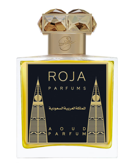 Roja Parfums KINGDOM OF SAUDI ARABIA AOUD PARFUM, 1.7 OZ./ 50 ML