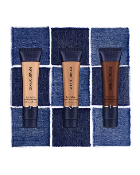 Giorgio Armani Face Fabric Foundation Second Skin Makeup