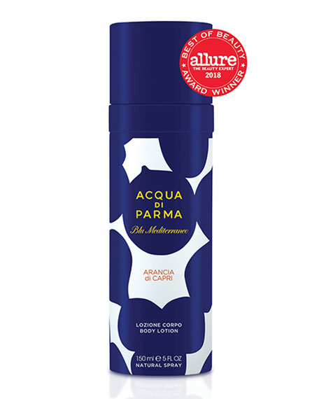 Acqua Di Parma 5.0 OZ. ARANCIA DI CAPRI BODY LOTION