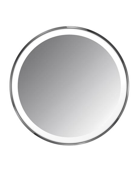 """4"""" Sensor Mirror Compact, Black, Exclusive"""