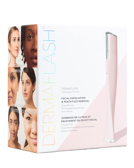 DERMAFLASH 2.0 Device, Icy Pink
