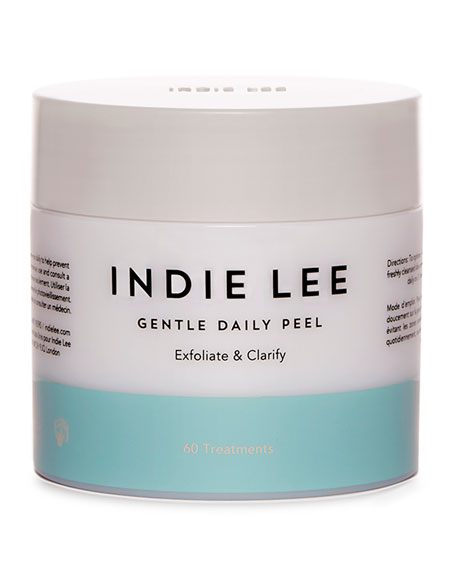 Image 1 of 3: Indie Lee 60 ct. Gentle Daily Peel Pads