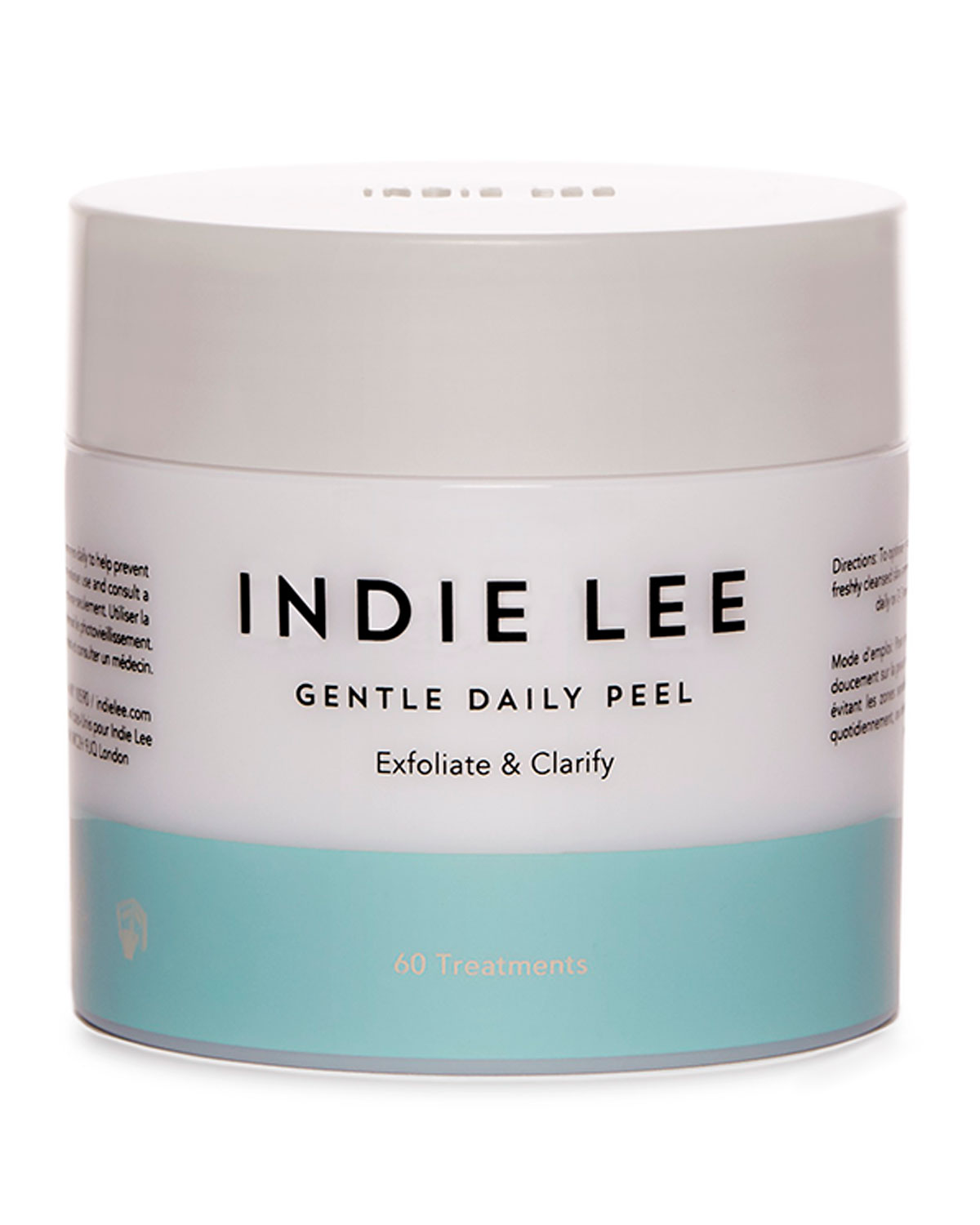 Indie Lee 60 ct. Gentle Daily Peel Pads