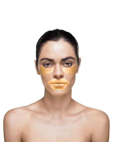 Image 2 of 5: Nano Gold Repair Lip Mask (1 Treatment)