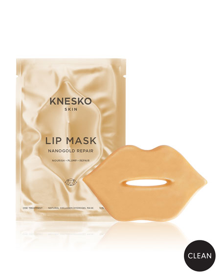 Image 1 of 5: Nano Gold Repair Lip Mask (1 Treatment)