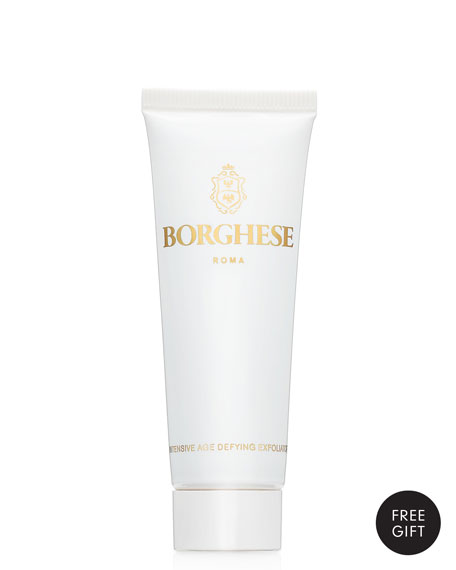 Borghese Yours with any $35 Borghese Purchase