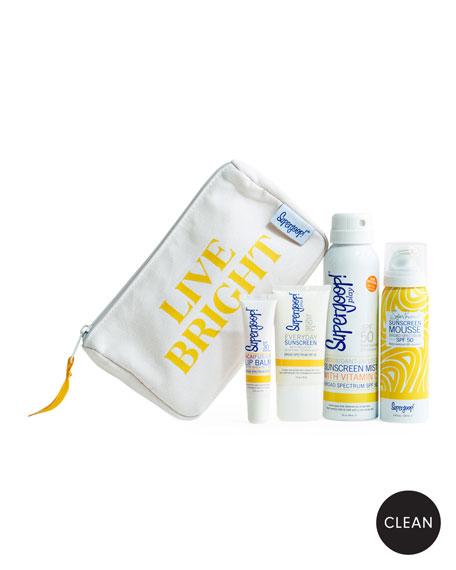 Supergoop! Live Bright Kit ($75.50 Value)