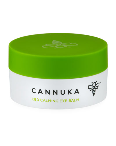 CBD Calming Eye Balm  .44 oz./ 13 mL
