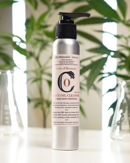 Code of Harmony Crave Oil Cleanser + War Paint Remover