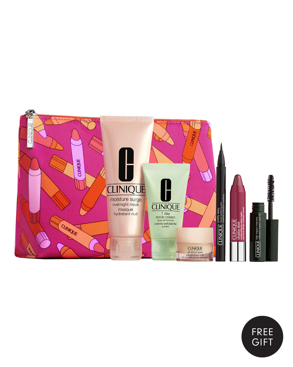 Clinique Yours with any $55 Clinique Purchase