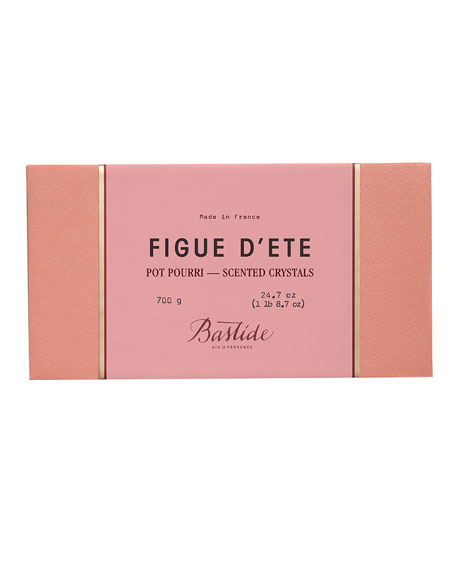 Image 2 of 3: Bastide 24.7 oz. Figue d'Ete Scented Crystals Potpourri