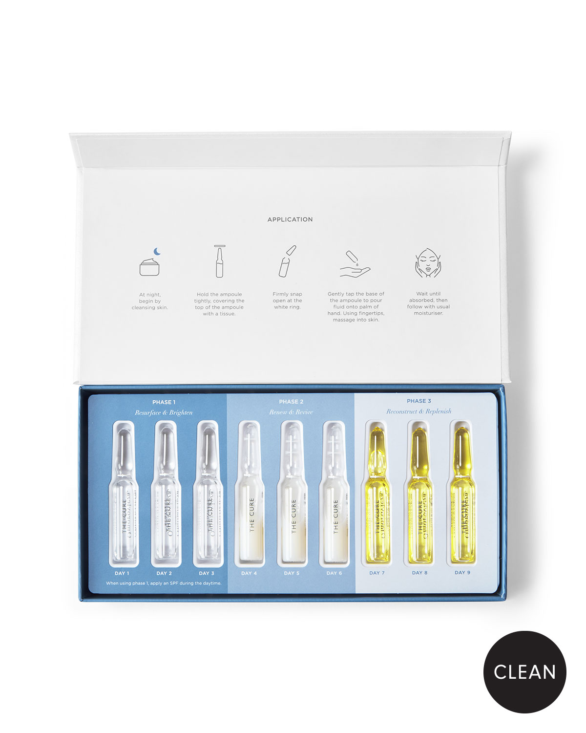 Omorovicza The Cure Ampoules