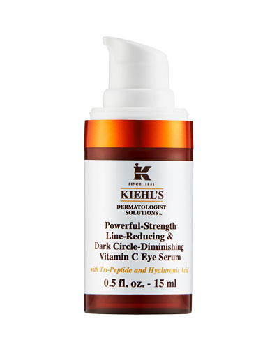 Powerful Strength Line-Reducing & Dark Circle-Diminishing Vitamin C Eye Serum  0.5 oz. / 15 ml
