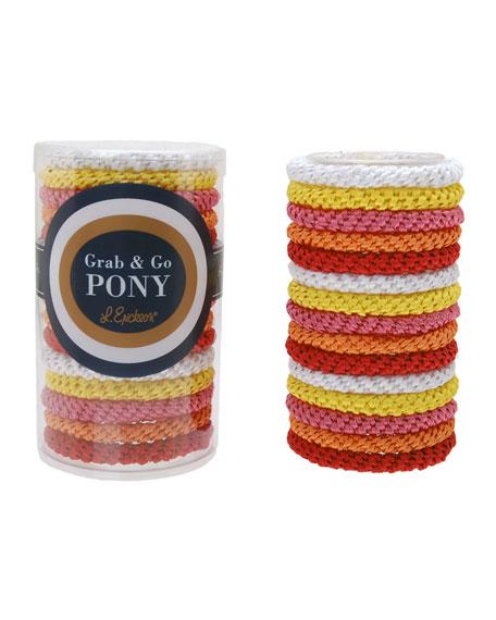 Grab & Go Pony Tube