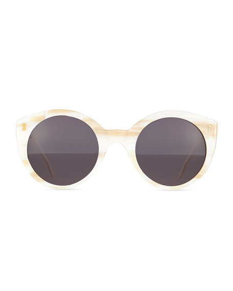 Palm Beach Round Sunglasses