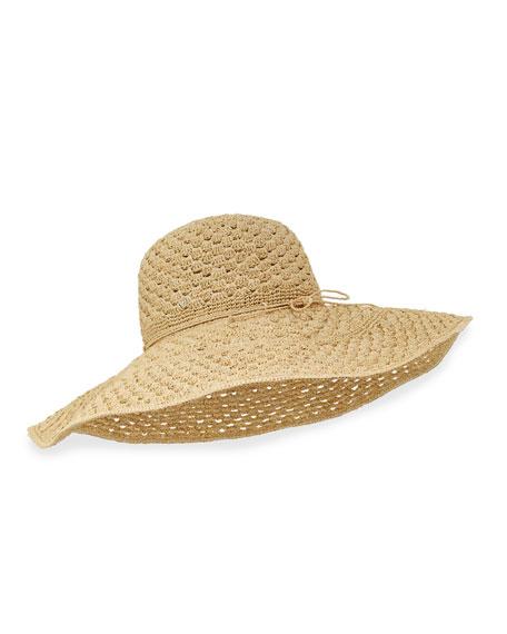 JORDYN LARGE BRIM HAT