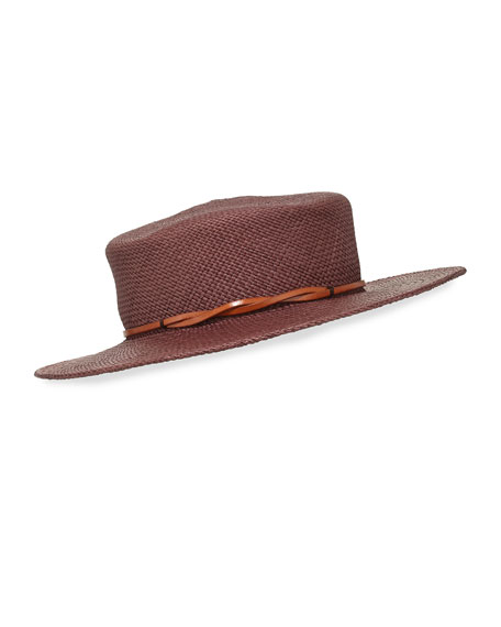 Whistle Classic Boater Hat