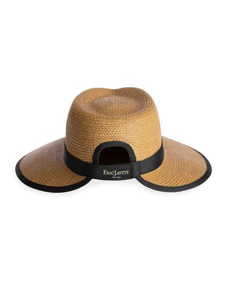 Sun Crest Woven Sun Hat
