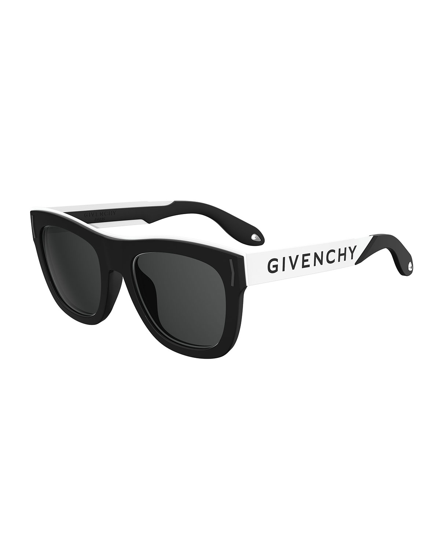 36774100d Givenchy Logo Sunglasses   Neiman Marcus
