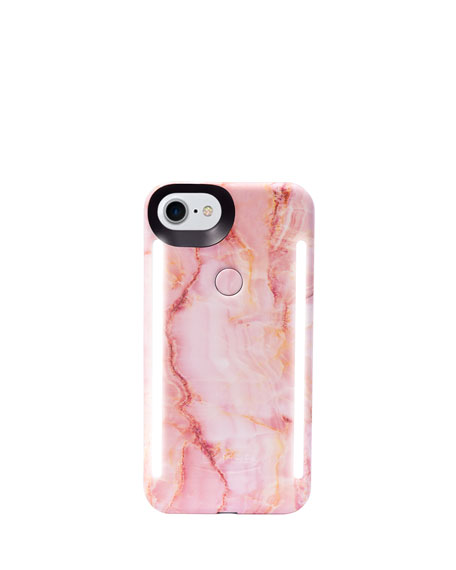 Image 2 of 3: Limited Edition iPhone 8 Photo-Lighting Duo Case, Pink Quartz
