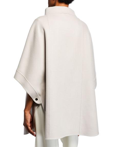 Salzburg Belted Cashmere Jacket